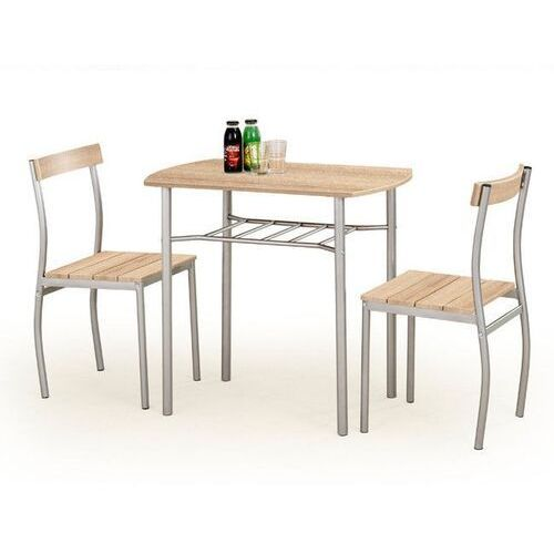 Style furniture Lance zestaw, stół do jadalni + 2 krzesła