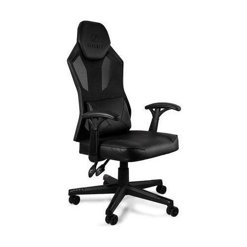 Unique Fotel gamingowy dynamiq v13 czarny z regulacją - złap rabat: kod50