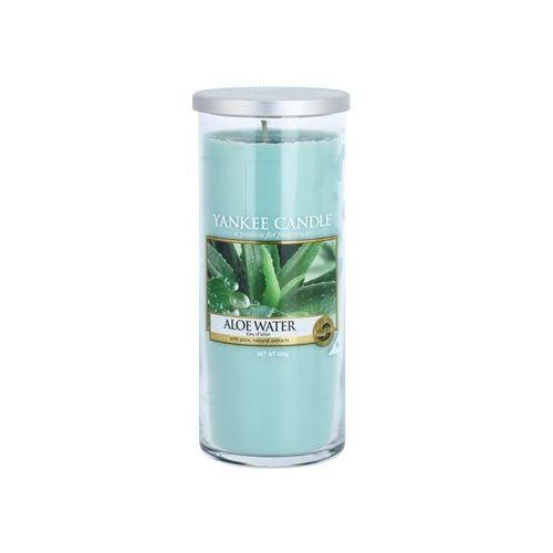 Yankee Candle Aloe Water świeczka zapachowa 566 g Décor duża + do każdego zamówienia upominek. - sprawdź w wybranym sklepie
