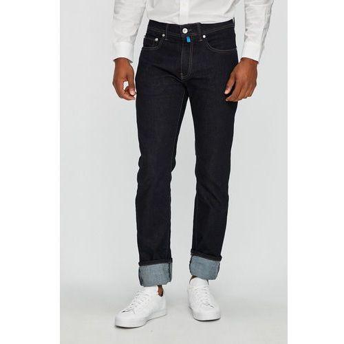 - jeansy marki Pierre cardin