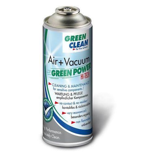Green clean  pojemnik z gazem pod ciśnieniem 400 ml hi-tech, kategoria: środki czyszczące