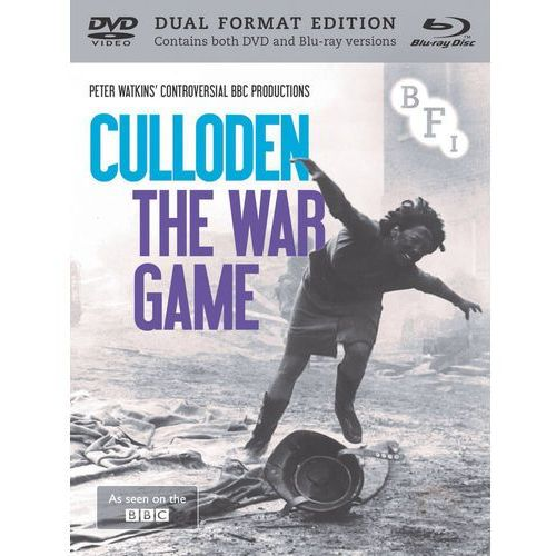 Culloden / The War Game - Dual Format (Includes DVD) (film)