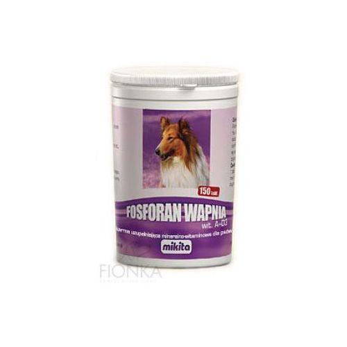 fosforan wapnia z wit. a+d3 preparat witaminowo-mineralny marki Mikita