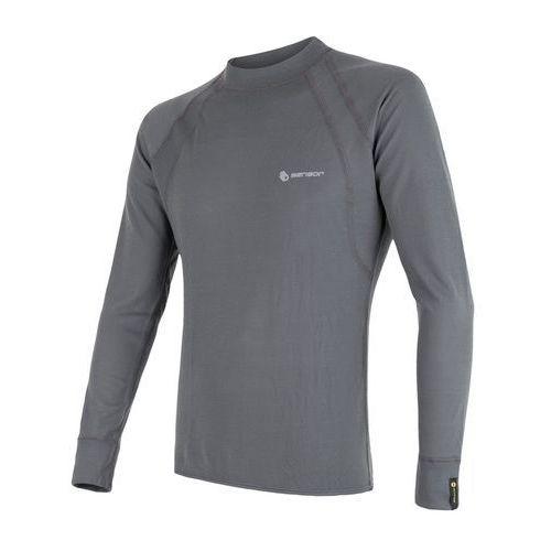 Bielizna termoaktywna Double Face Men's T-shirt Long Sleeves Szary XXL