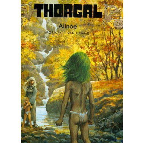 Thorgal Alinoe, Egmont