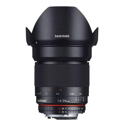 24 mm f/1.4 ed as umc / pentax marki Samyang
