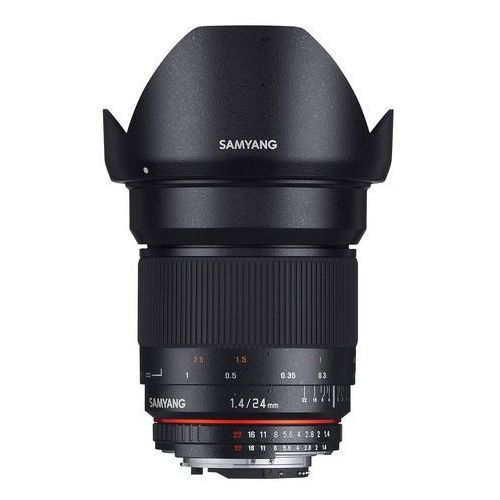 Samyang 24 mm f/1.4 ed as umc / pentax (8809298885403)