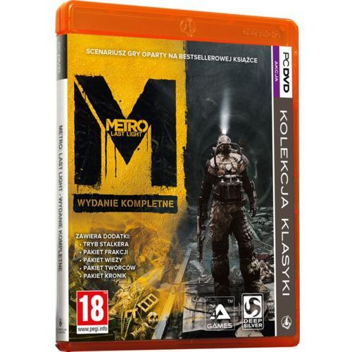 OKAZJA - Metro Last Light (PC)
