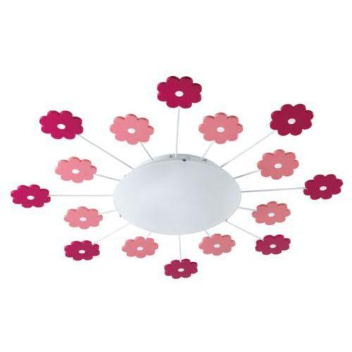 lampa sufitowa VIKI 1 różowa, EGLO 92147