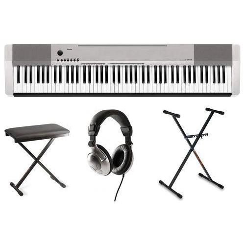 Casio  cdp-130 sr zestaw do nauki gry na pianinie