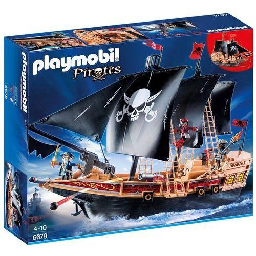 Playmobil PIRATES Piracki statek bojowy 6678