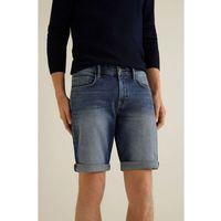 - szorty jeansowe rock4 marki Mango man