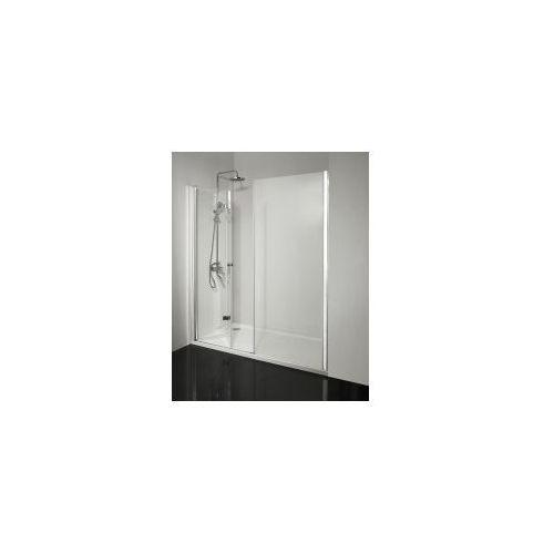 Sanotechnik Smartflex drzwi prysznicowe do wnęki składane, lewe 160x195cm d1290fl/d1170 (5903351400916)