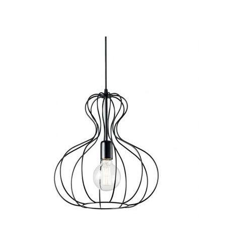 Lampa wisząca ampolla-1 sp1 nero marki Ideal lux