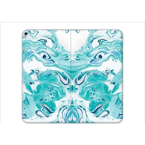 etuo Flex Book Fantastic - Apple iPad Pro 9.7 - etui na tablet Flex Book Fantastic - niebieski marmur