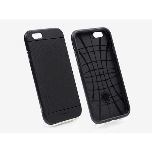 Apple iPhone 6 - etui na telefon Ipaky - Czarny, kolor czarny