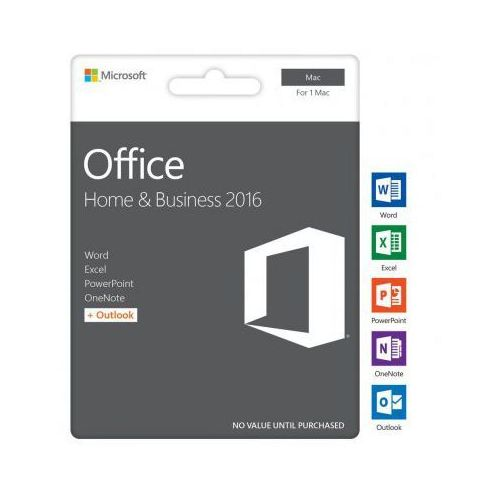 Microsoft office home and business 2016 pl mac esd