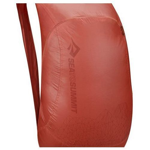 Ultralekki plecak ultra-sil™ nano™ daypack czerwony marki Sea to summit