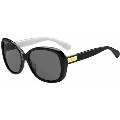 Kate spade Okulary słoneczne judyann/p/s polarized 09ht/m9