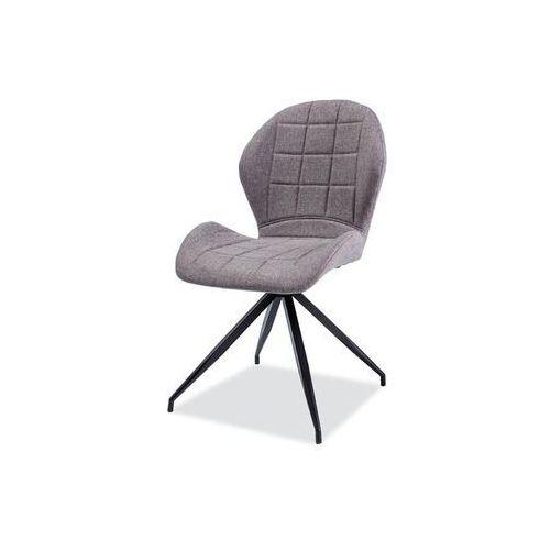 Signal Krzesło - hals ii - szary materiał - loft