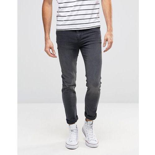 Cheap Monday Tight Skinny Jeans True Grey - Grey z kategorii Pozostałe