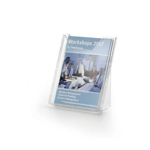 Pojemnik na katalogi combibox 8578/19 przezroczysty marki Durable
