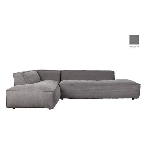 sofa fat freddy left comfort l szara 3200075 marki Zuiver