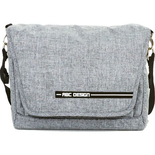 Abc design  torba na pieluchy fashion 2017, graphite grey