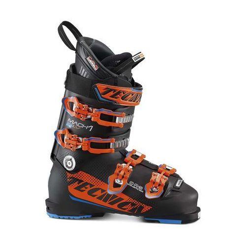 Buty narciarskie mach1 r 110 lv czarny/pomarańczowa 27.5 marki Tecnica