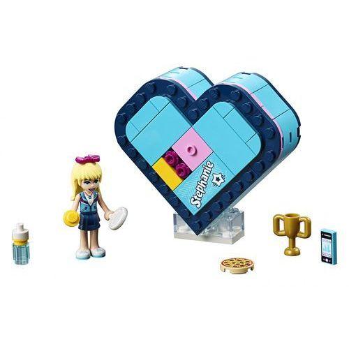 LEGO Klocki Friends Pudełko w kształcie serca Stephanie GXP-671414 - DARMOWA DOSTAWA OD 199 ZŁ!!!