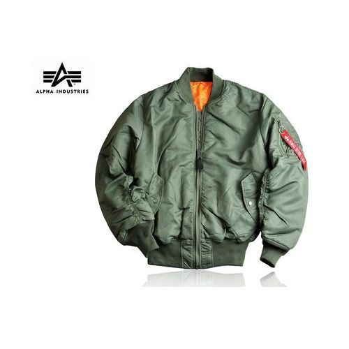 Alpha industries Kurtka ma-1 flyers sage green