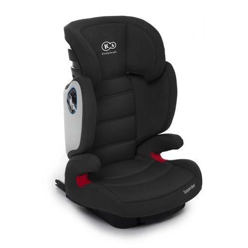 Fotelik samochodowy expander 15-36 kg czarny -  marki Kinderkraft