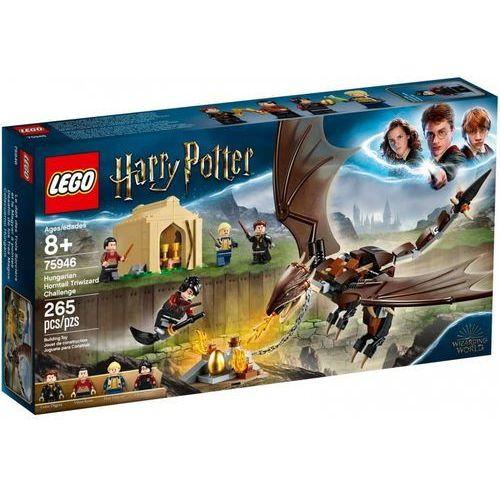 Lego HARRY POTTER Rogogon węgierski na turnieju trójmagicznym hungarian horntail triwizard challenge 75946