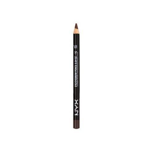 Nyx professional makeup  slim kredka do oczu i brwi odcień medium brown 1 g