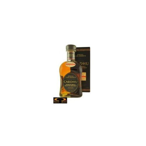 Whisky Cardhu Special Cask Reserve Batch No. C S/C R.12.14 0,7l