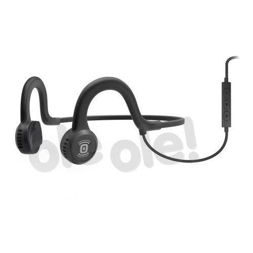AfterShokz Sportz Titanium z mikrofonem (onyx) - produkt w magazynie - szybka wysyłka!