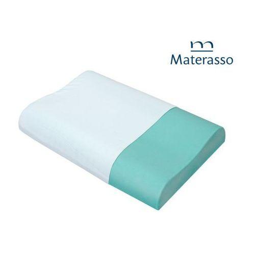 Poduszka anatomiczna paris viscogreen wyprzedaż, wysyłka gratis marki Materasso