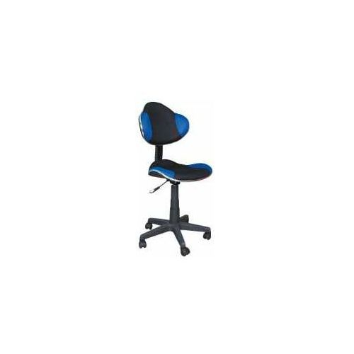 Fotel q-g2 niebiesko-czarny - zadzwoń i złap rabat do -10%! telefon: 601-892-200 marki Signal meble