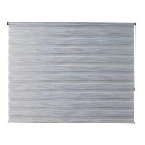 Colours Roleta dzień/noc kala 176,5 x 180 cm szara (3663602986942)