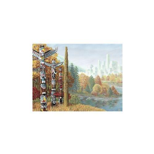 Puzzle raven. 1000 el. dwa światy marki Ravensburger