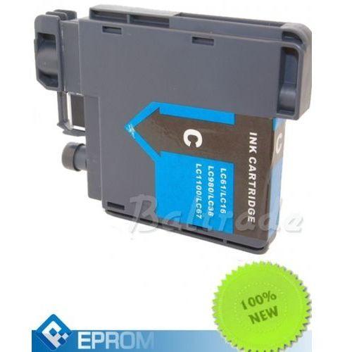 Eprom Tusz brother 980/1100 lc cyan 15ml (lc980/1100 c)