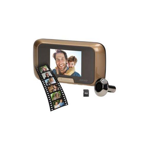 Orno Elektroniczny wizjer do drzwi z funkcją nagrywania