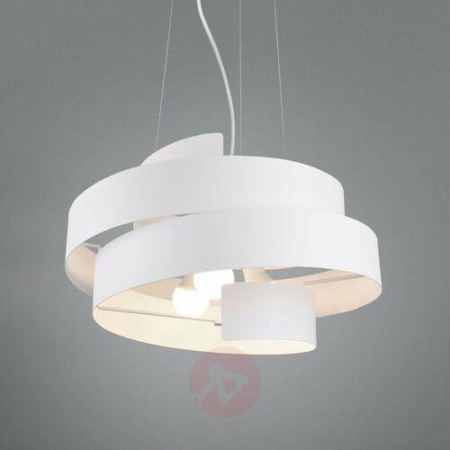 Lampa Wisząca Trio Leuchten HOLLY Biały, 3-punktowe - Nowoczesny - Obszar wewnętrzny - HOLLY - Czas dostawy: od 3-6 dni roboczych, 307400331