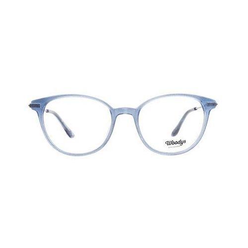 Okulary korekcyjne butterfly 04 marki Woodys barcelona