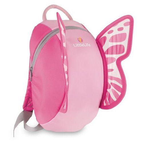 plecak animal motylek (l12360) darmowy odbiór w 21 miastach! marki Littlelife