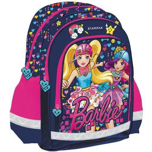 Barbie Plecak szkolny  stk 47-14 (372655) (5902643600843)