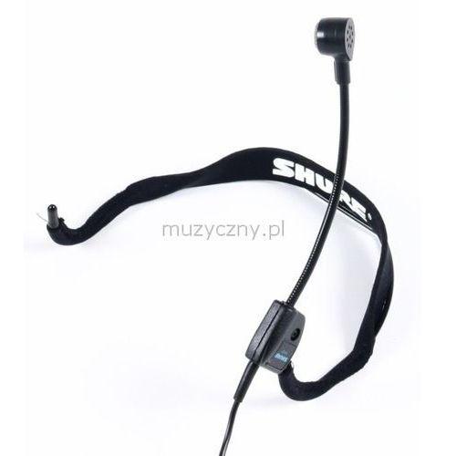 Shure WH-20TQG mikrofon dynamiczny nagłowny