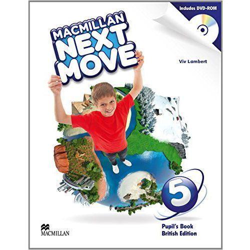 Macmillan Next Move 5 PB MACMILLAN