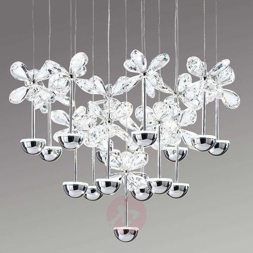 93662 - led lampa wisząca pianopoli 15xled/2,5w/230v marki Eglo