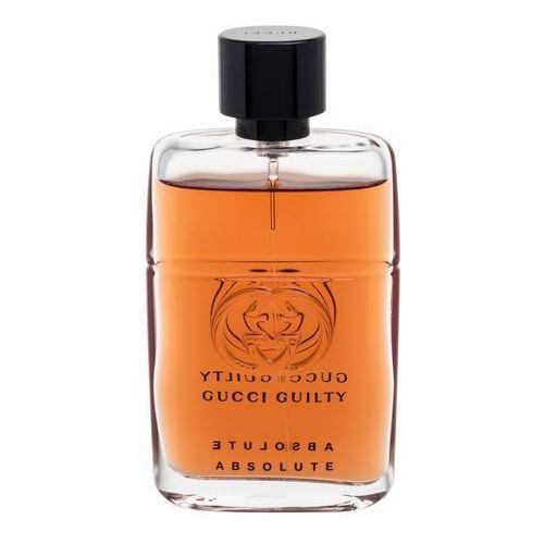 Gucci Guilty Absolute Pour Homme woda perfumowana 50 ml dla mężczyzn (8005610344188)